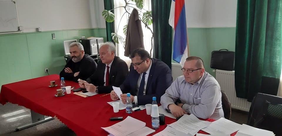 Nacionalni savet Vlaha zasedao u Golupcu