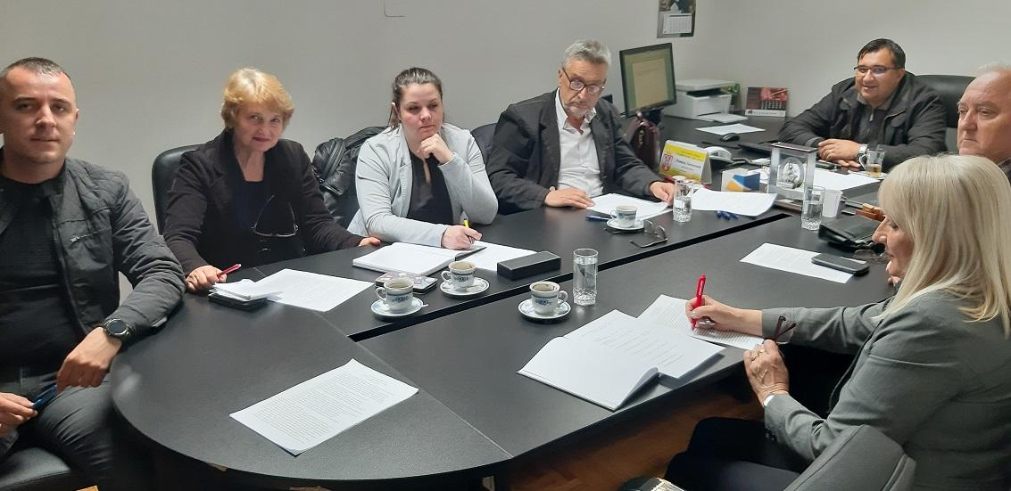 Конститутивна седница Одбора за образовање НСВС
