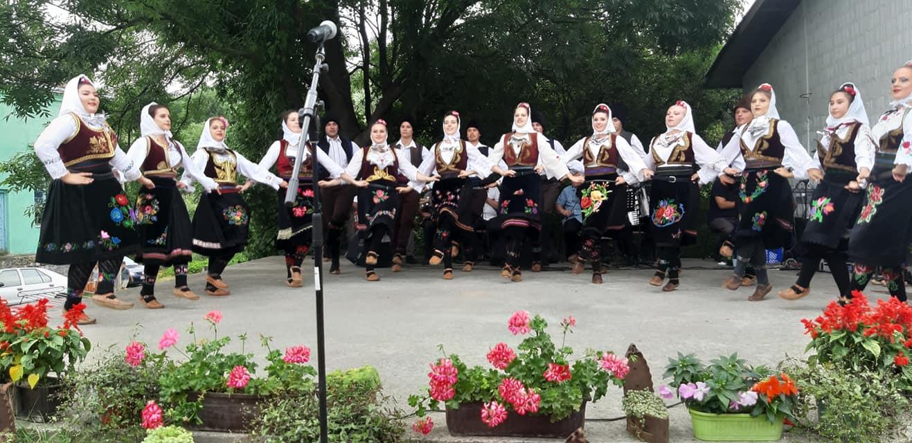 """""""Жумаријада"""" у Кладурову, општина Петровац на Млави."""