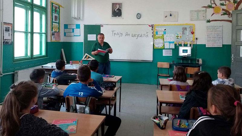 Osnovna škola ''Slobodan Jović'' u Voluji