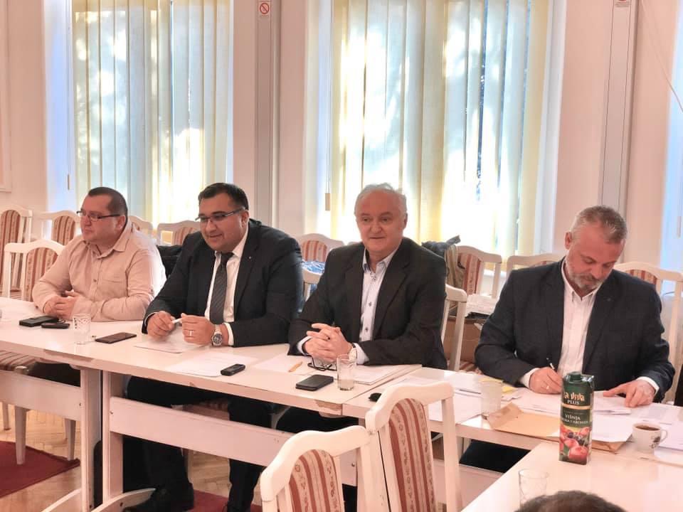 Извршни Одбор Националног Савета Влаха у Републици Србији одржан у Великом Градишту