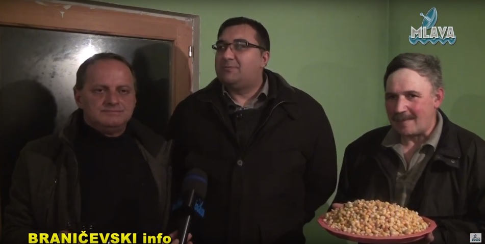 Прослава православне Нове године у Церемошњи(РТВ МЛАВА13.01.2020., ВИДЕО)