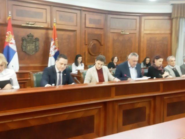 Одржана 9. седница Савета за националних мањина
