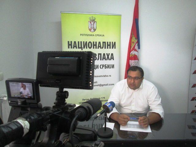 Јаношевић : позивам државне органе да утврде аутентичност аудио снимка на коме се чује како Стојановић вређа Влахе и Роме
