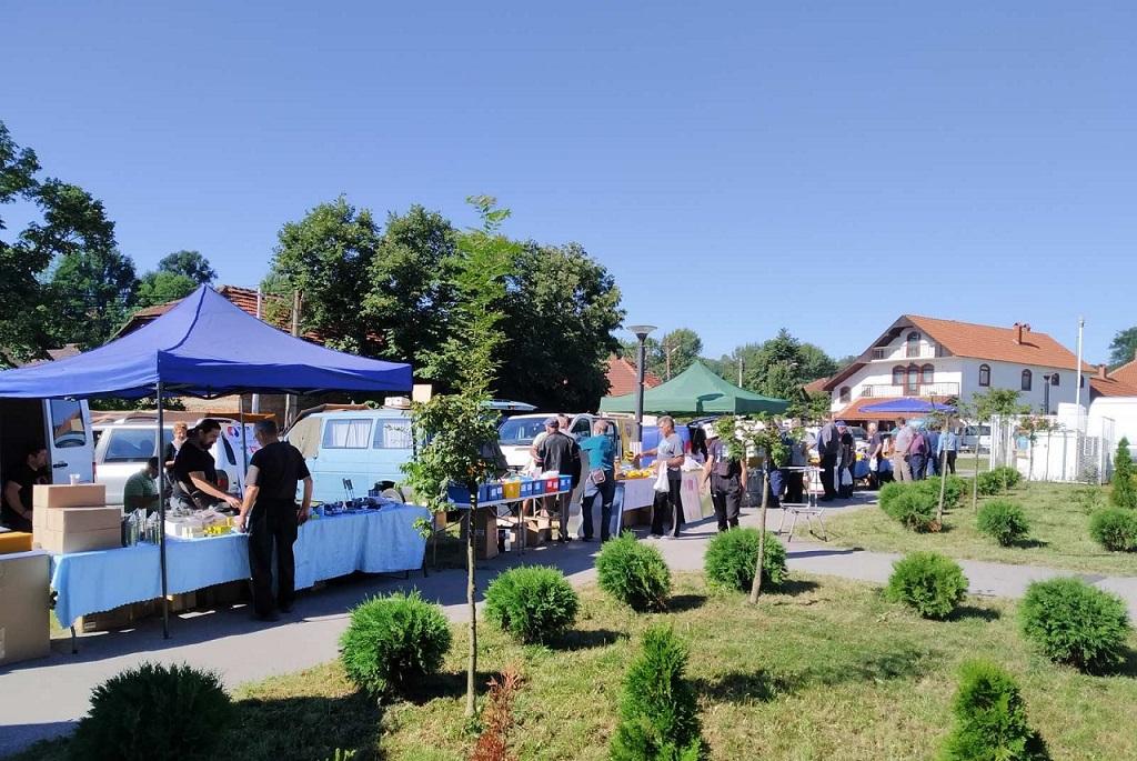 VII традиционална пчеларска изложба у Слатини,  2020.године