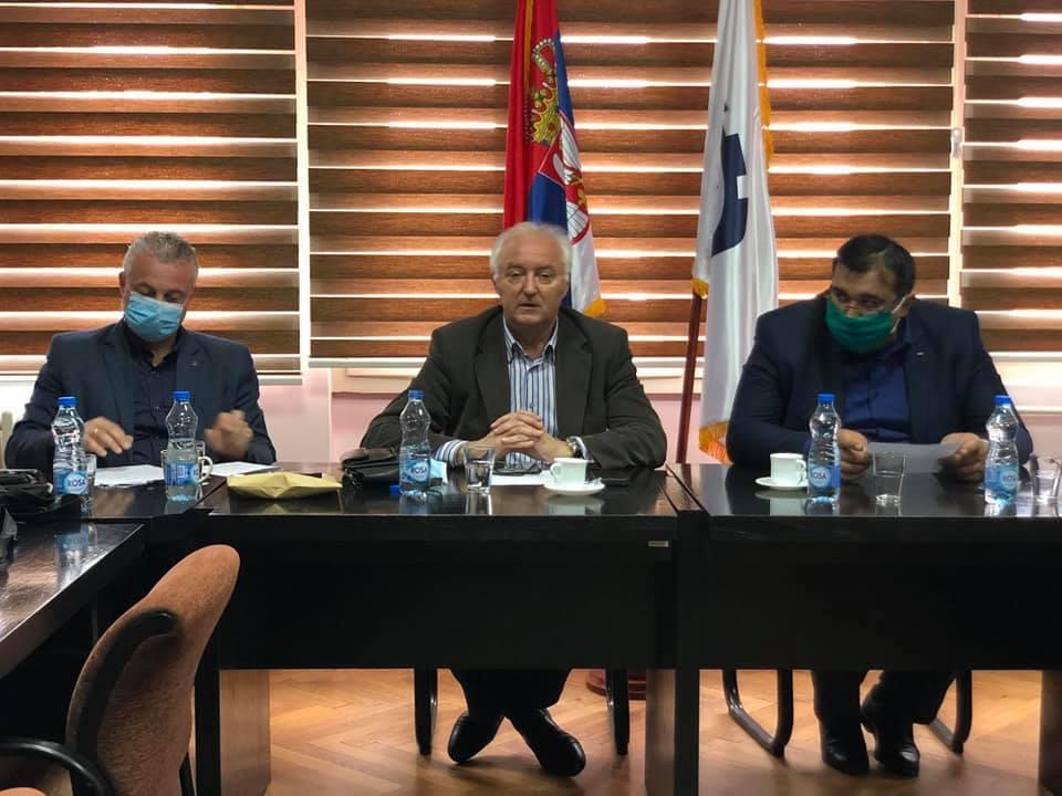 Одржана седница Извршног одбора НСВС у Неготину (фото и видео)