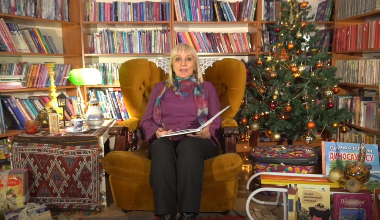 Новогодишњи програм – Розица Драгојловић (видео)