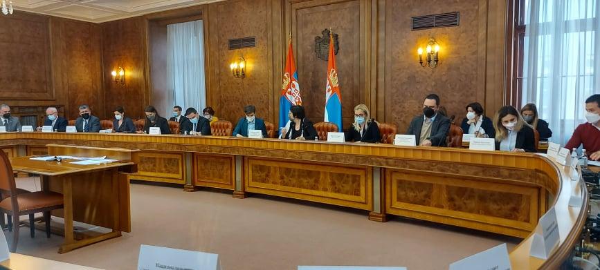 Десета седница републичког Савета за националне мањине