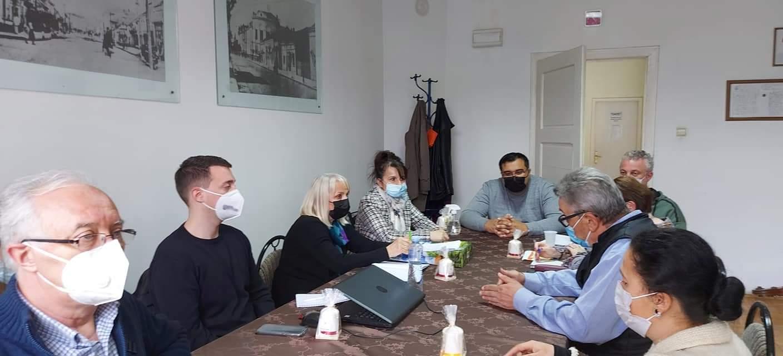 Одржан састанак Стручног Тима НСВРС за образовање